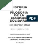 HistoriaYFilosofiaDeLaEconomiaSolidaria