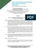 Estatuto Sintec-sp 2011