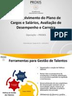 Desenvolvimento do Plano de Cargos e Salários_design