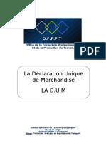 51617772 Cours Sur La DUM