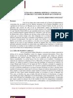 UN EPISODIO ENIGMÁTICO DE LA PRIMERA REPÚBLICA VENEZOLANA
