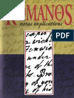 John Wesley - Romanos Notas Explicativas