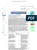 Urticaria_ Evaluation and Treatment - May 1, 2011 - American Family Physician