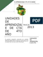 COMPENDIO DE UNIDADES 4º SEC 2013