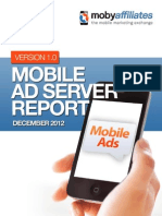 Mobile Ad Server Report