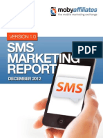 SMS Marketing Report