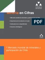 Mineria en Cifras 2013