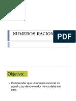 u1 Numeros Racionales 1medio