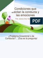 tema 2 - condiciones emocionales y de conducta