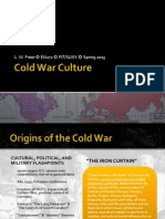 Cold War Culture (Spring 2013)