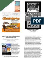 cinderella playbill online