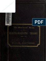 Electromagnetic Theory Vol. III
