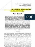 Elsevier Science - Philosophy and History of Science - Beyond the Kuhnian Paradigm