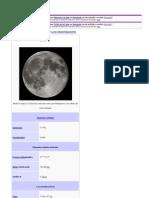 La Geografia de La Luna