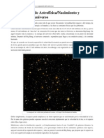 Fundamentos de Astrofísica_Nacimiento y expansión del universo