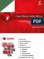 Case Study Airtel Africa