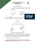 Apunte Fuerza de Lorentz