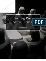 Turning Pro...Active, That Is!