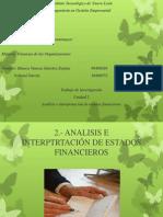 Unidad 2 Finanzas