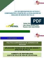 21.- R Lopez COLOMBIA Reposición de activos y componentes - Caso práctico