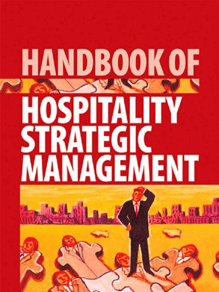 Handbook of hospitality strategic management brand buycottarizona