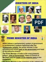 Primeminister of India