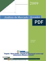 Manos Unidas Analisis Mercado Internacional