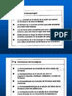 FarmacologíaI-Teóriconº07-08-09-Receptores