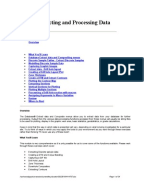 Handbook Surpac