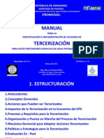 Manual Outsourcing