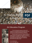 the happiness of art education