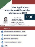 Einat_2009 Summit Applications ion