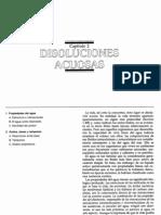 2. Disoluciones acuosas