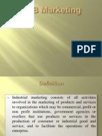B2B Mktg Definitions