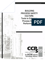 CCPS_Building Process Safety Culture - Tools to Enhance PS Performance_Columbia Case History