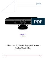 Report (Kinect)