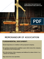 Association Clause