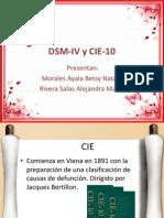 DSM-IV y CIE-10.pptx