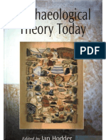 Archaeological Theory Today (Ian Hodder Ed) Cap 1