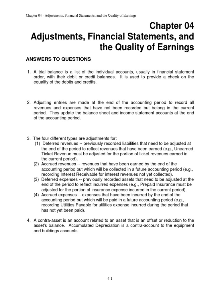 Libby financial accounting chapter4 debits and credits accrual fandeluxe Choice Image