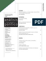 AP No.55 Sept-dic 2005 Evolucion Sistema de Partidos