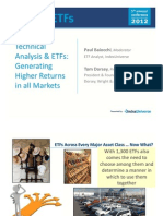TechnicalAnalysis&ETFs