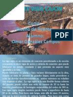 Puente Viga Cajon