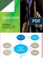 Corporate Governance-Bajaj Auto Limited Case