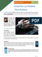 134827260 Guia Esencial de Los Pedales de Guitarra