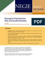 Resurgent Protectionism