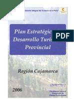 Plan Estrategico Desarrollo Provincial Cajamarca 2006