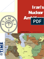 Iran's Nuclear Ambitions 2013
