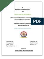 MBA Report