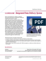 COMSTAR Integrated Data Delivery System